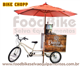 BIKE CHOPP TRASEIRA