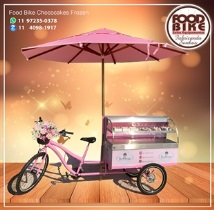 FOOD BIKE SWEET FROZEN