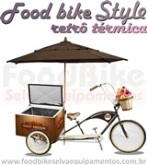 FOOD BIKE STYLE RETRÔ TÉRMICA