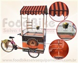Food Bike Chic – com vitrine superior