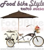 FOOD BIKE STYLE RETRÔ MESA