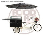 FOOD BIKE STYLE RETRÔ VITRINE