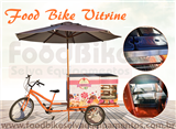 FOOD BIKE VITRINE VERTICAL FROZEN